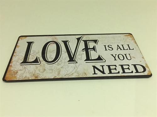 Magnet - Love is all you need.