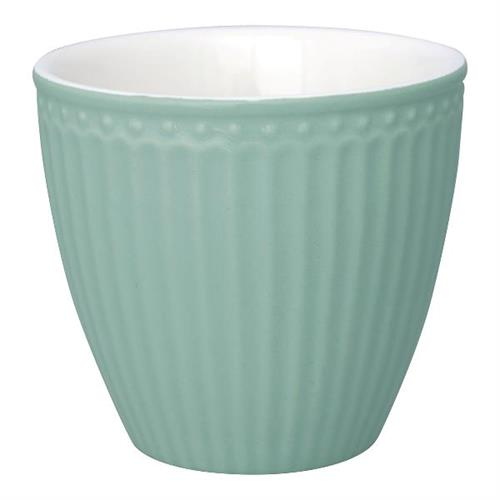 Latte cup Alice dusty mint