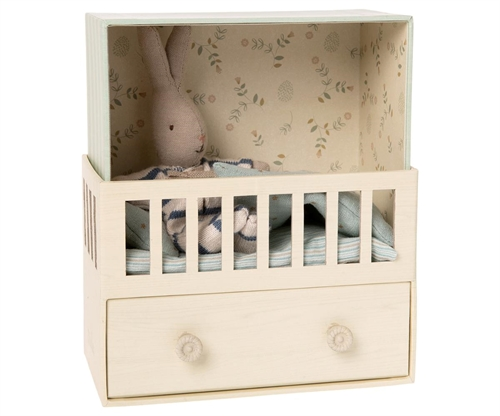 Maileg BABY ROOM W. MICRO RABBIT